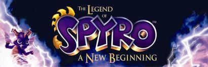 بازی جدید The Legend Of Spyro A New Beginning به صورت جاوا