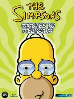 بازی The Simpsons-Minutes To Meltdown به صورت جاوا