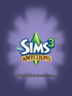 بازی موبایل جدید The Sims 3:Dream Ambitions به صورت جاوا