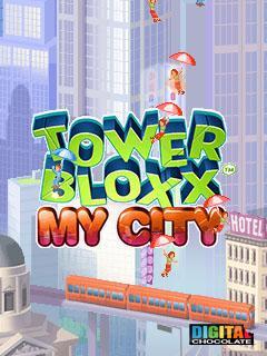بازی موبایل جدید Tower Bloxx: My City به صورت جاوا