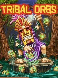 بازی موبایل Tribal Orbs با فرمت جاوا