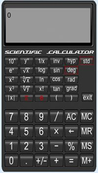 ماشین حساب YeniMobile Scientific Calculator v1.00 – نوکیا s60v5