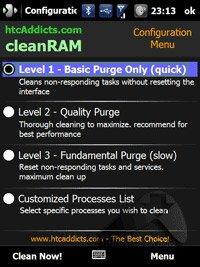 cleanRAM v2.3 – پاکسازی رم و افزایش سرعت پاکت پی سی