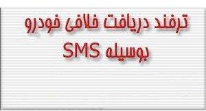 دریافت خلافی خودرو از طریق SMS