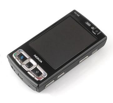 دفترچه راهنمای فارسی N95 – دانلود دفترچه تلفن همراه