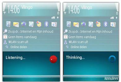 کنترل موبایل با استفاده از فرمان های صوتی با Vlingo