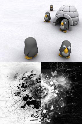 دانلود والپیپرهای جدید سیستم عامل لینوکس