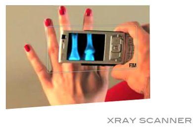 دانلود نرم افزار سرگرم کننده موبایل xray scanner – نرم افزار موبایل