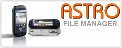 مدیریت فایل با ASTRO File Manager v2.5.2 – نرم افزار آندروید