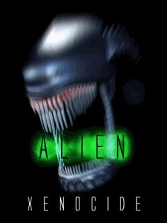 بازی موبایل Alien Xenocide به صورت جاوا برای موبایل