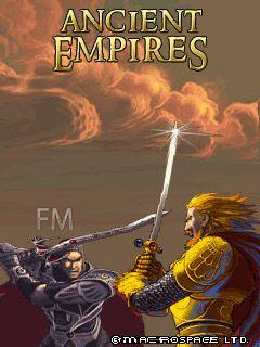بازی موبایل Ancient Empires به صورت جاوا