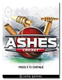 بازی کریکت موبایل Ashes Cricket در فرمت جاوا