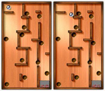 بازی موبایل Cahoona Marbal Maze Classic v1.05