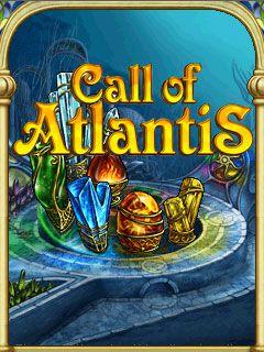 بازی فکری جدید Call of Atlantis برای موبایل به صورت جاوا