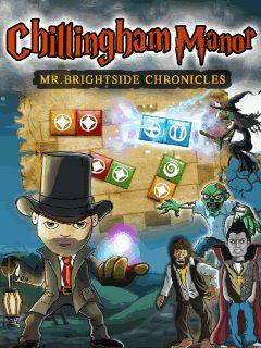 بازی موبایل Chillingham Manot Mr. Brightside Chronicles مخصوص نوکیا