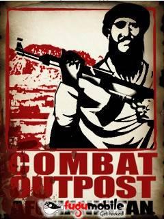 بازی جدید و بسیار زیبای Combat Outpost Afghanistan برای موبایل