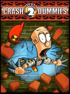 بازی موبایل جدید Crash Test Dummies 2 با فرمت جاوا
