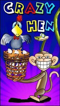 بازی موبایل کارتونی Crazy Hen 1.00 برای گوشی های نوکیا