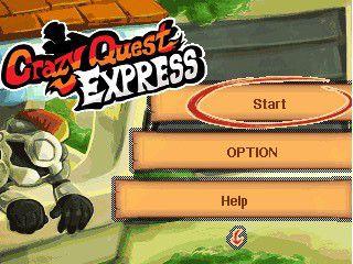 دانلود بازی موبایل Crazy Quest Express به صورت جاوا