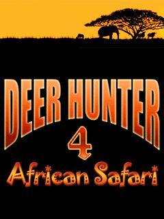 بازی موبایل Deer Hunter 4 – African Safari به صورت جاوا