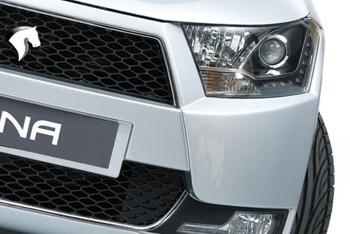 عکس های رونمایی از خودرو دنا – خودرو ملی جدید به نام دنا