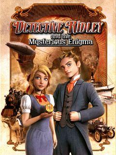 بازی موبایل Detective Ridley and the Mysterious Enigma به صورت جاوا