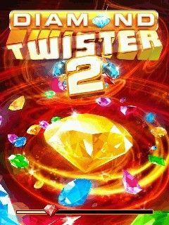 بازی موبایل جدید Diamond Twister 2 به صورت جاوا