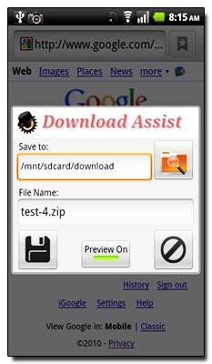 نرم افزار دانلود منیجر Download Buddy v1.42 – نرم افزار آندروید
