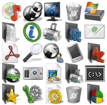 دانلود پک آیکون های متنوع – Elan Icon Pack – آیکون