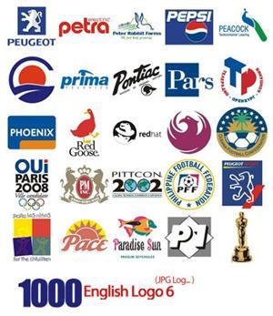 دانلود مجموعه آرم و لوگو های انگلیسی – English logo 06