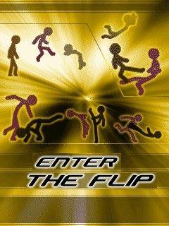 بازی موبایل Enter The Flip به صورت جاوا برای دانلود