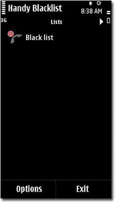 ساختن لیست سیاه در نوکیا – Epocware Handy Blacklist v3.05