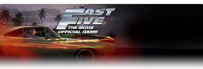 بازی موبایل Fast Five به صورت جاوا برای دانلود