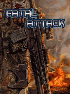 بازی موبایل Fatal Attack به صورت جاوا برای دانلود