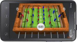 دانلود Foosball3D v1.0.0 بازی فوتبال دستی – بازی  آندروید