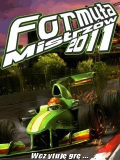 بازی موبایل Formula Mistrzov 2011 به صورت جاوا