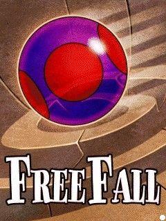 بازی موبایل Free Fall به صورت جاوا
