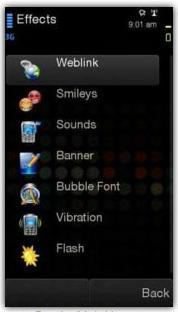 دانلود نرم افزار Fun SMS V5.0 – نوکیا سری ۶۰ ویرایش ۵
