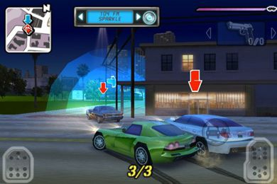 بازی موبایل Gangstar: Miami Vindication برای آندروید