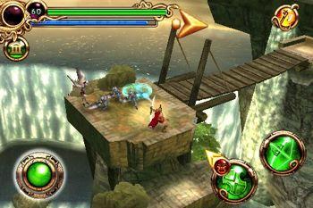 بازی نوکیا سری ۶۰ ویرایش ۳ – Hero Of Sparta HD