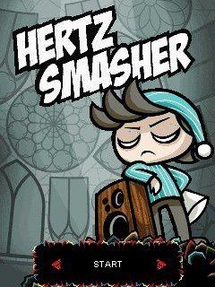 بازی موبایل جدید Hertz Smasher با فرمت جاوا
