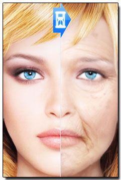 نرم افزار آندروید تبدیل چهره به زمان پیری HourFace: 3D Aging Photo 2.1