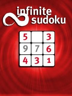 بازی سودوکو Infinite Sudoku برای موبایل