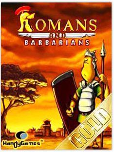 بازی استراتژیک و فکری Romans And Barbarians Gold – بازی جاوا