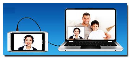 نرم افزار تبدیل گوشی به وب کم با کیفیت HD با EpocCam Lite v1.03 – نرم افزار نوکیا