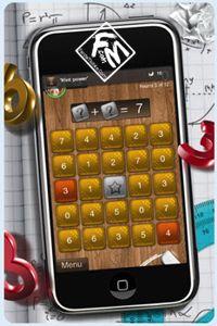 بازی فکری جالب Mathster v1.0 – بازی آیفون