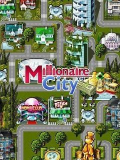 بازی موبایل Millionaire City به صورت جاوا