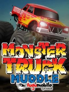 بازی موبایل جدید Monster Truck Muddle با فرمت جاوا