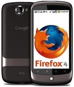 مرورگر موبایل Mozilla Firefox Web Browser v4.0 RC – نرم افزار آندروید
