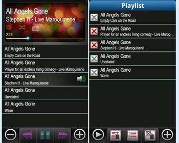 موزیک پلیر برای آندروید Music Folder Player v1.0
